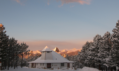 Sacred Mountain Temple
