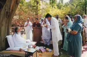 Jyoti Ashram Aarati