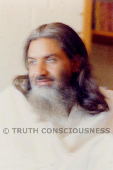 Swami Amar Jyoti at Desert Ashram, 1976