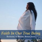 Faith In Our True Being