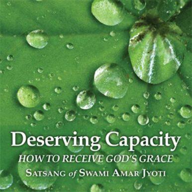 Deserving Capacity