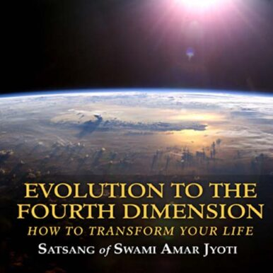 Evolution to the Fourth Dimension