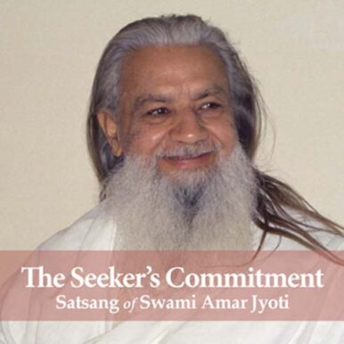 The Seeker's Commitment