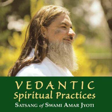 Vedantic Spiritual Practices