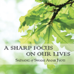 A SHARP FOCUS ON OUR LIVES