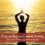 EXPANDING INTO COSMIC LIVING