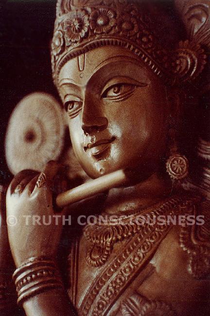 Krishna,  Sacred Mountain Ashram USA