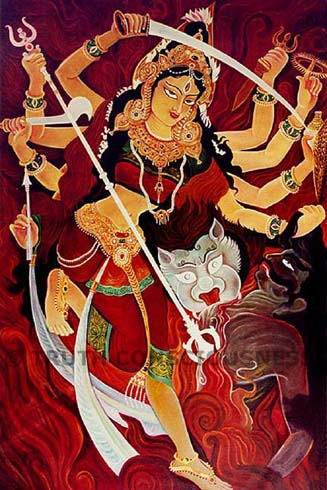 Durga (Divine Mother)