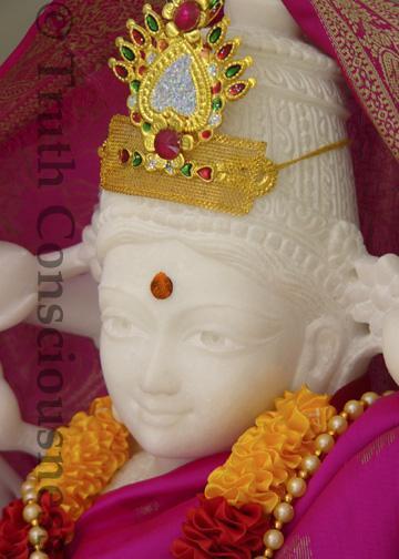 Lakshmi,  Jyoti Ashram, India
