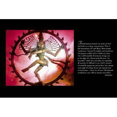 Cosmic Shiva Photo Poster